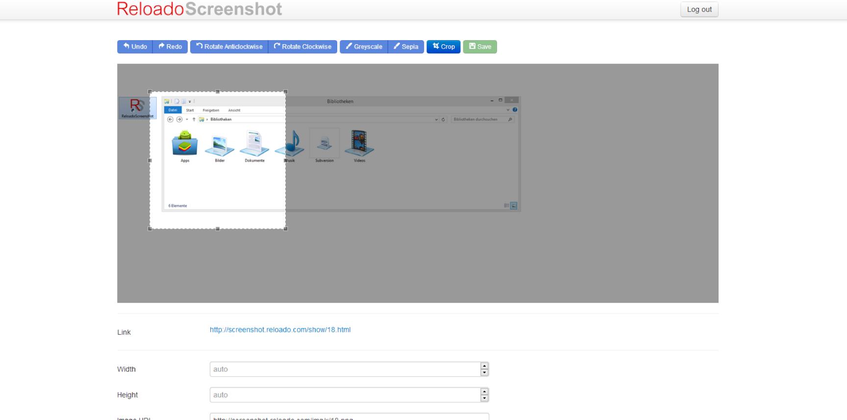 Reloadoscreenshot Take And Share Screenshots